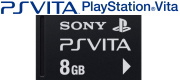 PlayStation Vita メモリーカード 8GB